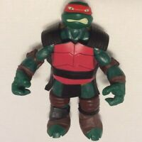 "Teenage Mutant Ninja Turtle Raphael TMNT Playmates 2012 Viacom 10"" Action Figure"