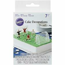 Football Cake Topper Kids Action Figures Cakes Toppers Decorations 7 Piece Sets