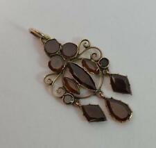 9 Carat Pendant/Locket Vintage Fine Jewellery (Pre-1837)