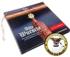 Das Ahle Worscht-Bendel-Buch,Wurst-Kultur aus der Brüder Grimm-Heimat NordHessen