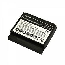 2400mAh Extended Battery with Battery Cover for HTC Hd2-SHIPS FREE