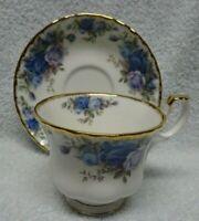 Royal Albert Moonlight Rose Cup and Saucer