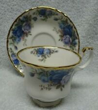 Royal Albert Moonlight Rose Cup and Saucer