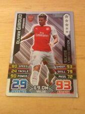 Arsenal Football Trading Cards 2015-2016 Season