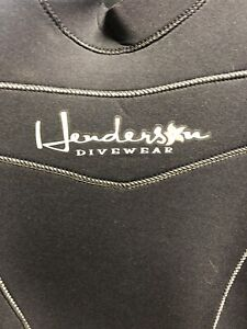 Henderson Thermoprene Wetsuit Womans Size 8