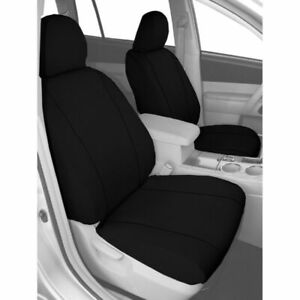 Caltrend Carbon Fiber Front Seat Cover for Chevrolet 2003-2006 Tahoe - CV331