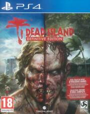 Dead Island definitive edition - PS4 neuf sous blister VF