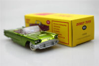 DeA 1:43 Dinky Toys 555  Ford Thunderbird  Die-casting Alloy car model green