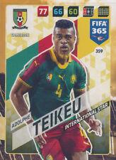 Fifa 365 Cards 2018 - 359 - Adolphe Teikeu - Kamerun