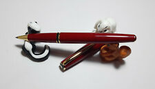 Montblanc Generation Rollerball Pen Resin Bordeaux Burgundy with Gold and Black