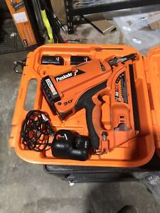 PASLODE CF325XP (with Charger And 2 Batteries)