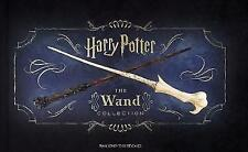 Harry Potter The Wand Collection By Monique Peterson Hardback NEW