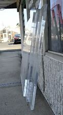 "Bulletproof Glass 1.25 Inch Think 42"" x 48"" Teller Window Bank Pawn Security"