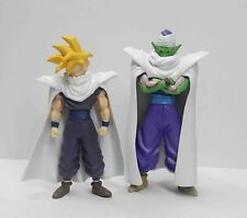 "LOT OF 2 Dragonball Z DBZ  GOHAN PICCOLO  figure  4.5"" OLD"