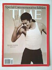 """MICHAEL JACKSON"" COMMEMORATIVE ""TIME"" MAGAZINE JULY 2009 ""THE KING OF POP MUSIC"