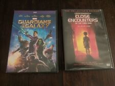 Close Encounters Of The Third Kind Guardians Galaxy Vol 1 Lot Marvel Dvd 3rd