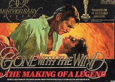 GONE WITH THE WIND - 50th Anniversary-VHS-PAL-NEW-Never played!-Original Oz rele