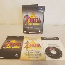 The Legend of Zelda Collector's Edition COMPLETE (GameCube) FREE SHIPPING