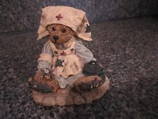 "Boyds Bears & Friends Clara. The Nurse ""With Gentle Hands & Warm Heart�"