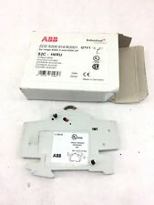 NEW IN BOX ABB S2C-H6RU AUXILIARY CONTACT, FAST SHIP! (H290)