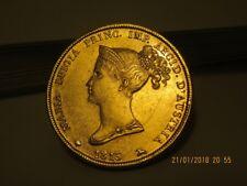 PARMA 40 LIRE 1815 ORO MARIA LUIGIA