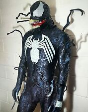 VENOM SYMBIOTE REPLICA COSTUME COSPLAY SPIDERMAN CARNAGE DEADPOOL BATMAN IRONMAN