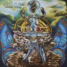 Sepultura - Machine Messiah (NEW CD & DVD)