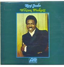 "WILSON PICKETT - HEY JUDE - 12"" VINYL LP (RED/PLUM LABELS, STEREO, A1/B1)"