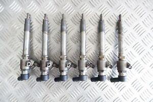 JAGUAR XF 2010 2.7TD Diesel Fuel Injectors Set 5U3Q-9K546-AA