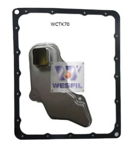 WESFIL Transmission Filter FOR Nissan NAVARA 1992-1997 RE4R01A WCTK70