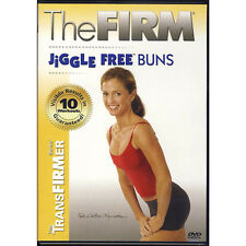 Cardio and Toning EXERCISE DVD - THE FIRM Jiggle Free Buns!