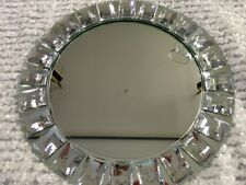 Glass Mirror Charger Plate/Table Covers Sash/CentrePieces FOR EVENT DECOR HIRE!