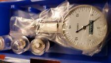 Fowler 52 562 775 0 030 0005 0 15 0 1 Dial Wf Dial Test Indicator Set New