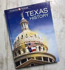 Pearson Texas History School 7th Grade Text Book Buenger Zamora 9780133309522