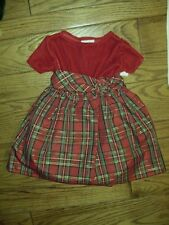 NWT TODDLER GIRLS FANCY DRESSY DRESS BROOKE LINDSAY SIZE 2T