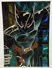 Shadow Hawk P3 Foil Prism Card,1992 Jim Valentino Shadow Hawk P3 Insert Card
