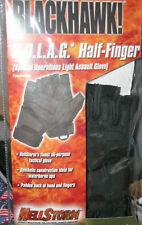 Blackhawk, S.O.L.A.G.Half Finger Glove Black (NIB )