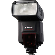 SIGMA EF-610 DG ST FLASH – TO SUIT NIKON & BONUS 16GB SD CARD
