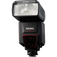 SIGMA EF-610 DG ST FLASH – TO SUIT CANON & BONUS 16GB SD CARD