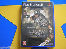 SHADOW OF ROME - PLAYSTATION 2 - PS2