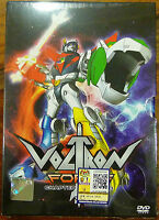 Voltron Force (Chapter 1 - 26 End) ~ All Region ~ Brand New ~ English Version ~