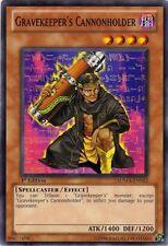 3x Yugioh SDMA-EN012 Gravekeeper's Cannonholder Common Card