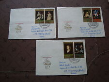 ALLEMAGNE RDA 3 lettres 13/11/73  - timbre stamp germany (cy1)