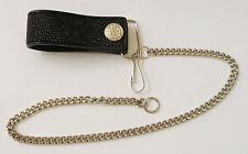 Stingray Biker 5mm Belt Chain Hook/Spring Ring, Biker Wallet Stingray Belt Chain
