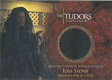 """The Tudors Series 1-3 - ACBD Joss Stone """"Anne Of Cleves"""" Costume Card #145/200"""