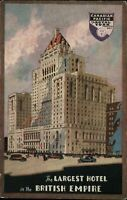 Royal York Hotel ~ Toronto Ontario ~ Canadian Pacific ~ largest British Empire