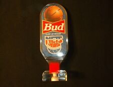 Budweiser Brooklyn Nets Beer Tap Handle Mounted on Lucite Base