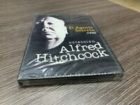 Il Agente Segreto 1936 DVD Alfred Hitchcock Sigillata Nuovo