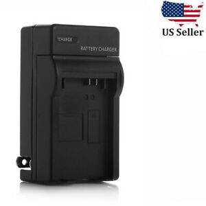 LC-E5E LP-E5 Travel Battery Charger For Canon Rebel EOS 1000D 500D 450D XS XSi