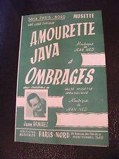 Partition Amourette Java Ombreggiatura Jeans Ned Juan Ramirez